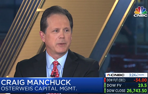 Craig Manchuck Interviewed on CNBC's Squawk Box