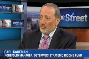 TheStreet Video - Carl Kaufman Interview